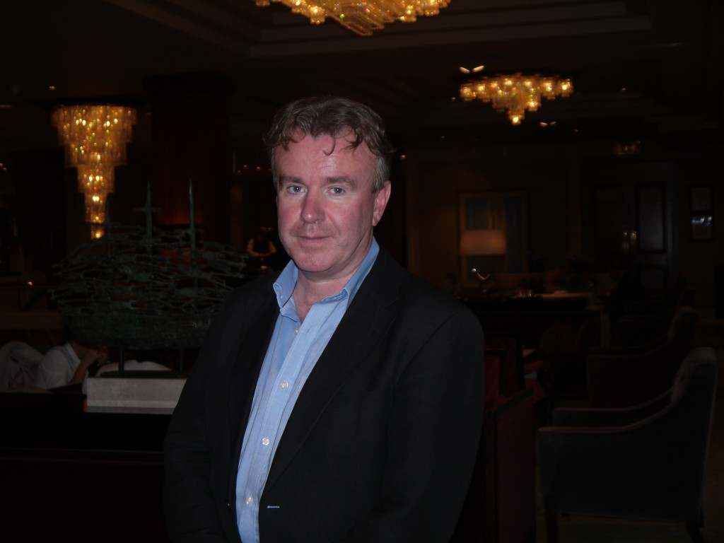 Dr Tom Clonan (Independent Seanad candidate) says Ireland needs to be aware of ISIS threat