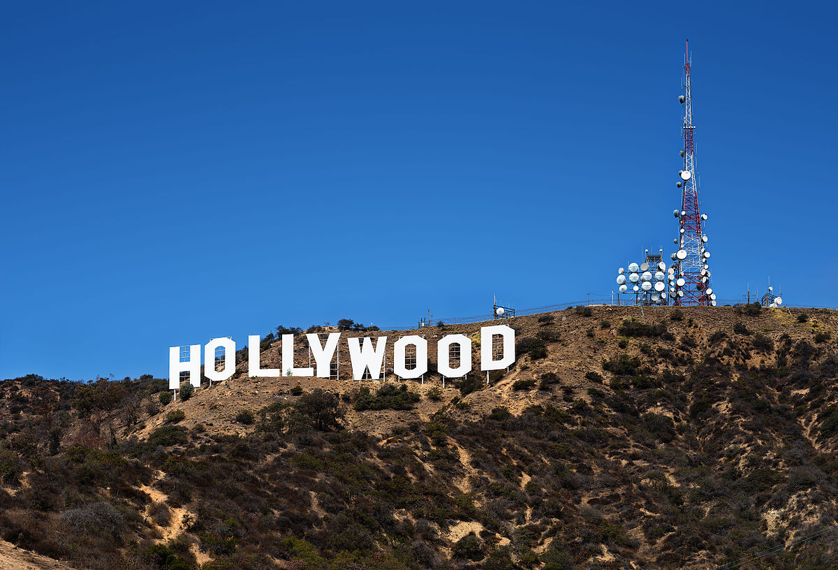 """Hollywood Sign"" by Thomas Wolf, www.foto-tw.de - Own work. Licensed under CC BY-SA 3.0 de via Commons - https://commons.wikimedia.org/wiki/File:Hollywood_Sign.jpg#/media/File:Hollywood_Sign.jpg"