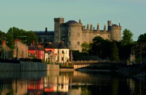 Kilkenny Castle is beautiful but Lorna Keane loves London life