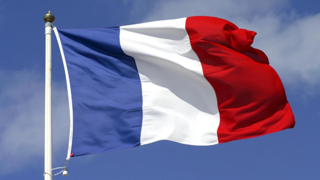 The French flag became a uniting symbol against terror on Facebook.