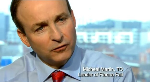 Micheal Martin, FF all the way!
