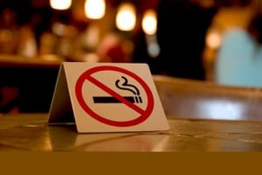 The smoking ban was rolled out across pubs in the UK and Ireland.