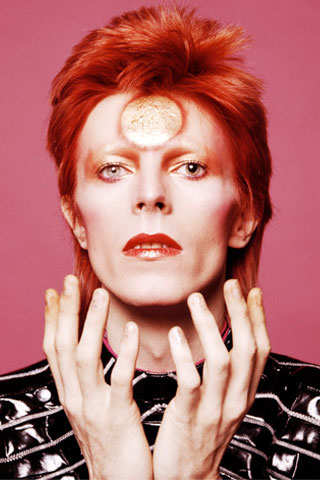 David Bowie, one the true icons