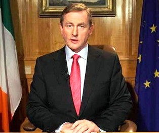 Enda 'the miracle maker' Kenny?
