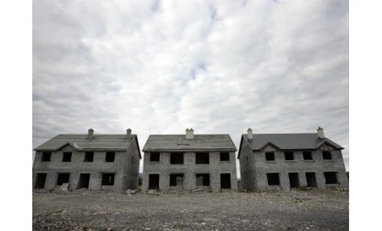 Donegal ghost estate. Have Fine Gael forgotten their ghosts?