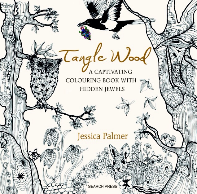 Tangle Wood, the second offering by Jessica Palmer