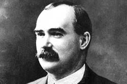 1916 Irish rebel leader James Connolly