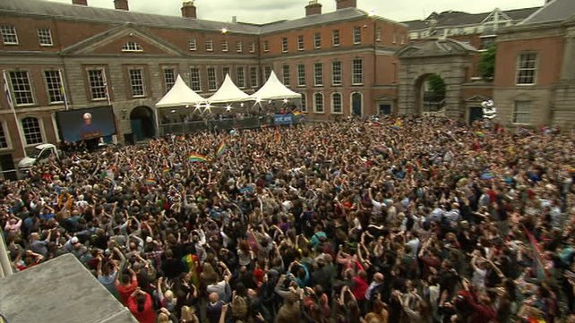 Power of the people: The Marriage Referendum has politicised people.