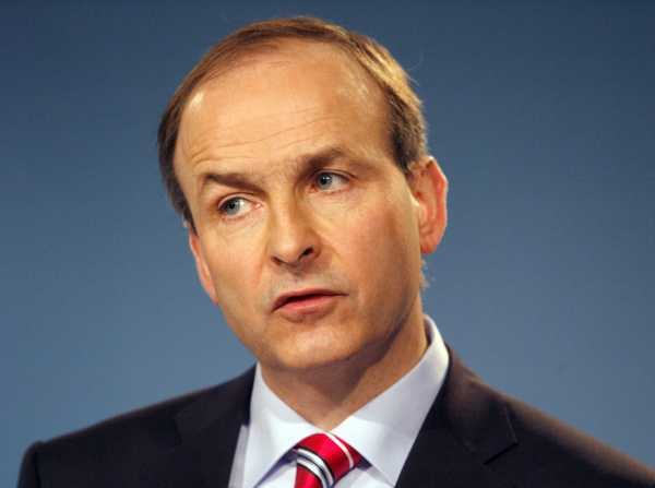 Micheal Martin - will he be for turning...to a coalition?