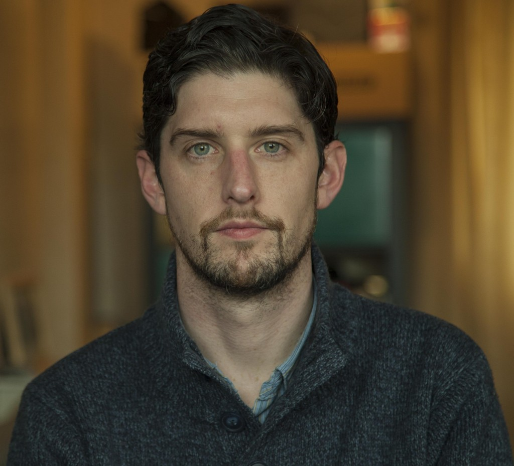 Conor Maguire, a Dublin filmmaker, aiming to document the refugees' journey