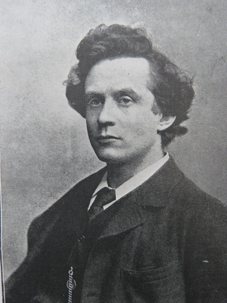 Ernest Parke, editor of the North London Press