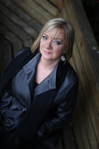 Louise Phillips, crime author