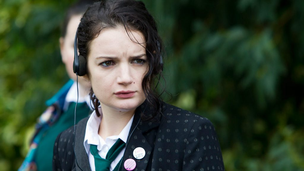 Aoife Duffin in Moone Boy