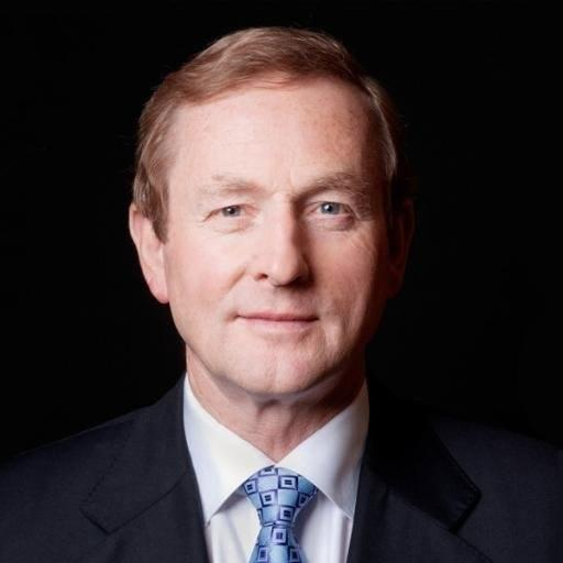 Enda Kenny has urged the British in Ireland to vote to stay in Europe