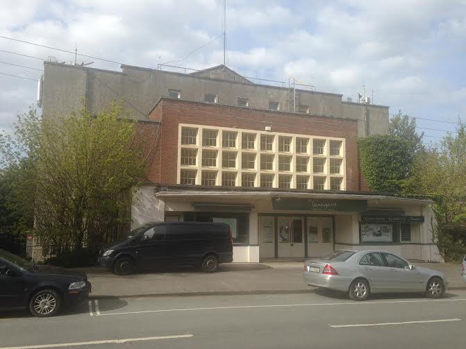 Flanagan's Furniture store - symbolic of the Celtic Tiger, will now be transformed into 48 apartments