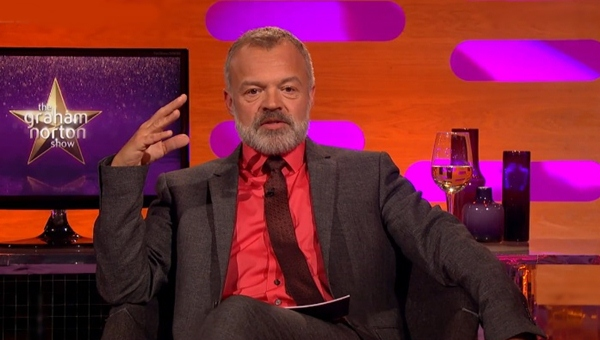 Graham Norton gets our vote every time anyhow Baftas!