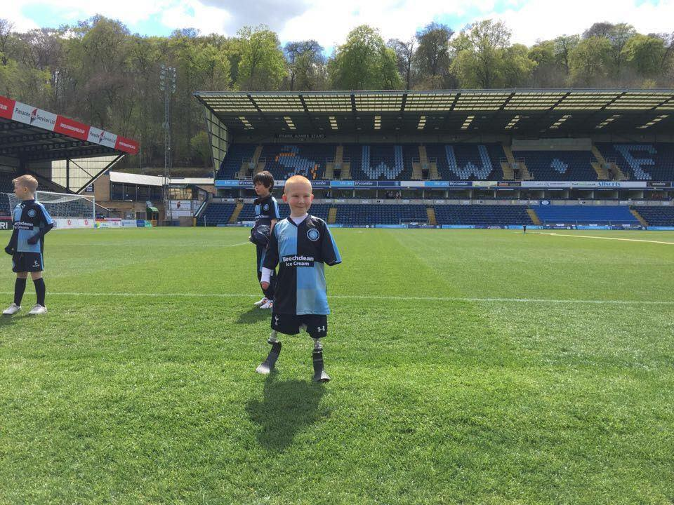 Marshall at Wycombe Wanderers