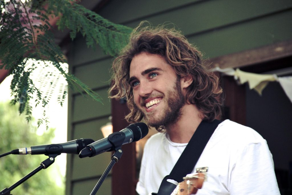One to watch: Matt Corby