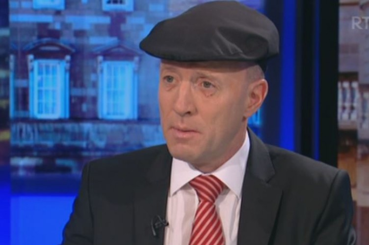 Michael Healy Rae is one of the biggest political landlords