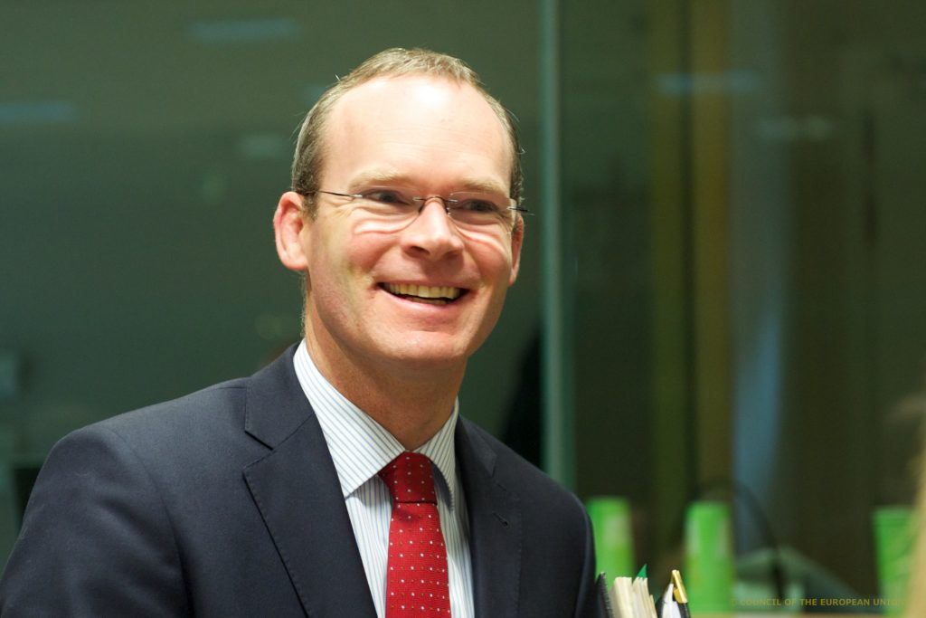 Housing Minister Simon Coveney is moving too slow to stop the housing crisis for Leanne and Stephen