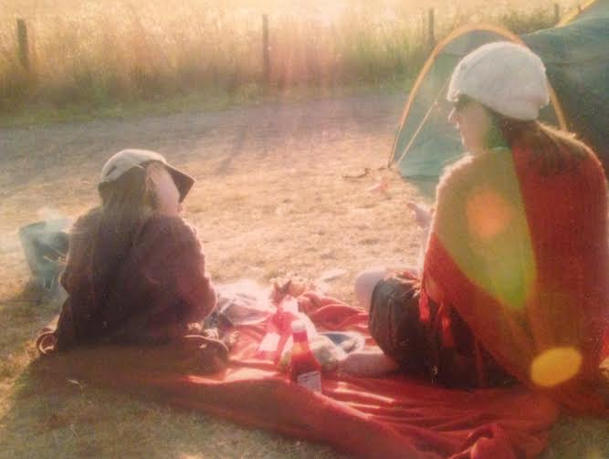 My daughter and I when she was around 7 camping. It was always my dream to own my own home.