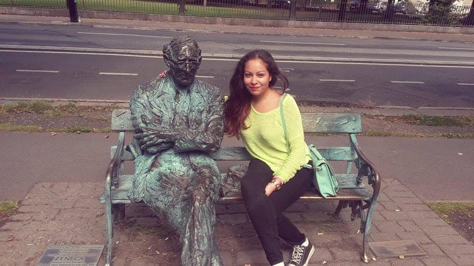 Beatriz Tellez in Dublin