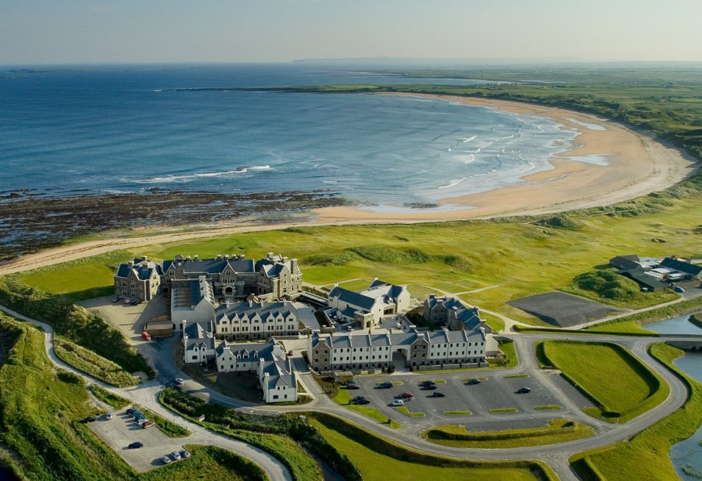 Donald Trump's Doonbeg golf course and hotel