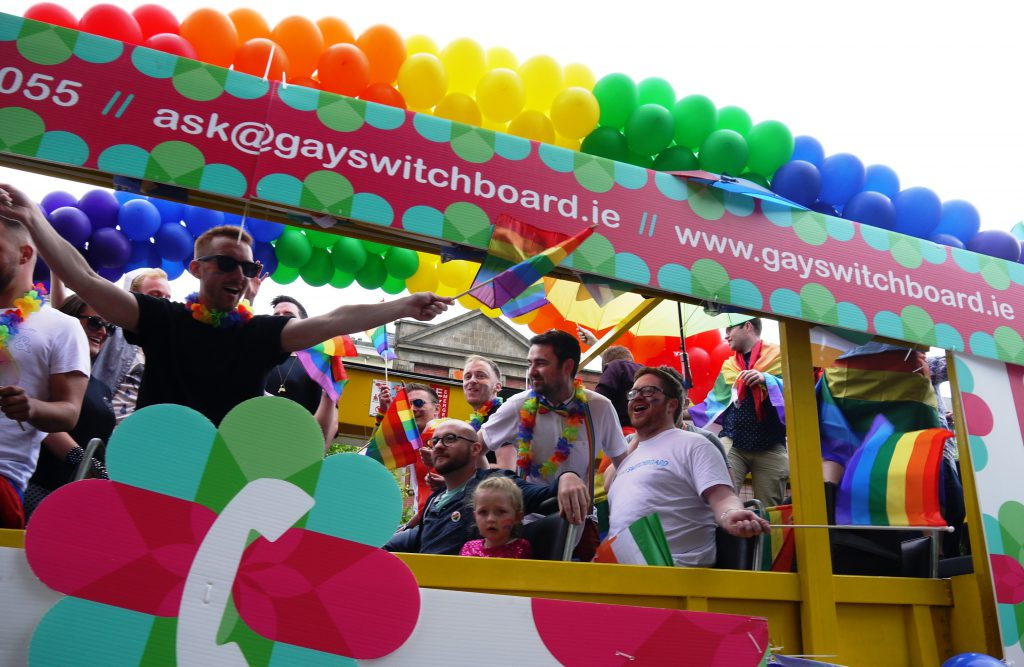 Pride Float