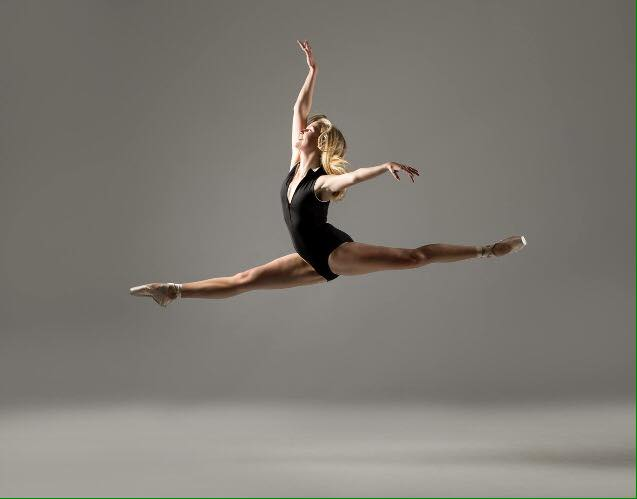 Can Lauren offer more ballet to Ireland in a New York minute? Well, she can certainly fly