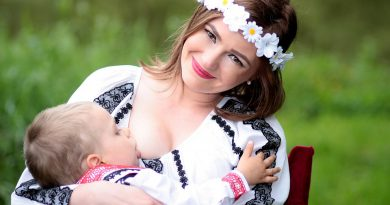 Ireland needs to welcome breastfeeding mothers not hide them