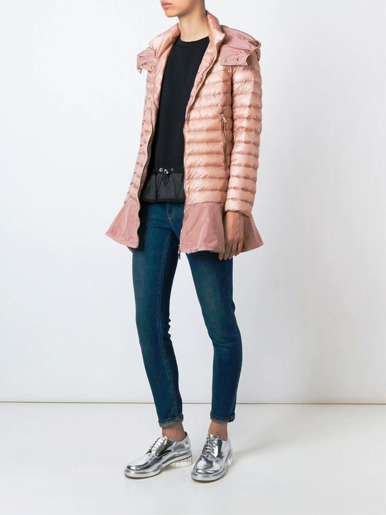 Make a fun yet sophisticated statement and stand out for the right reasons with the Monclear Durade Puffer.
