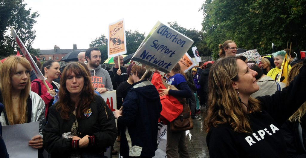 Repeal march Sept 2016
