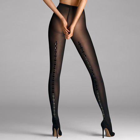 Wolford, Dalia Tights €70; Brown Thomas