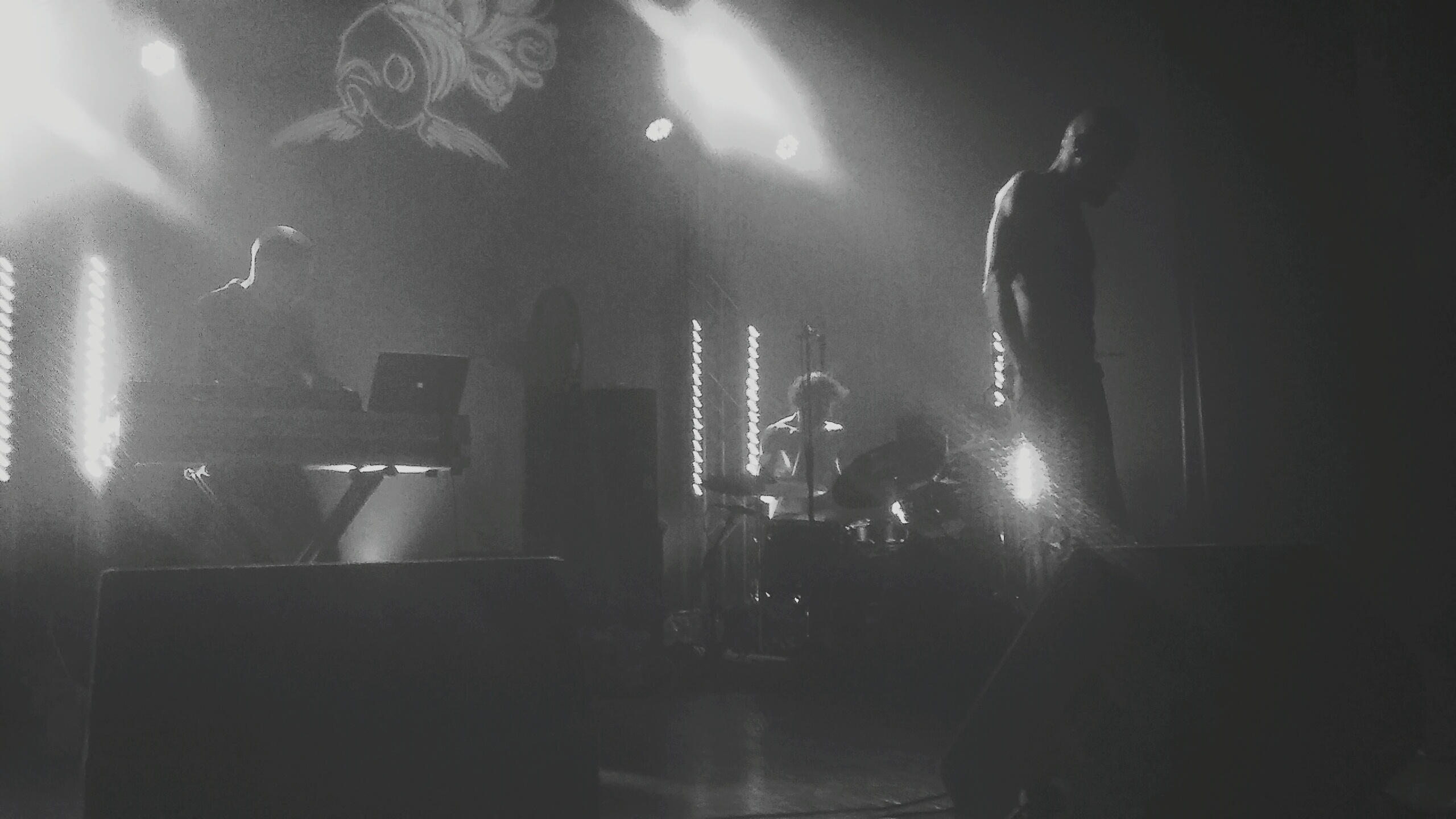 Review Death Grips At The Academy