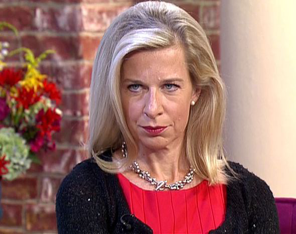 Figure of controversy, Katie Hopkins is in the Trump camp
