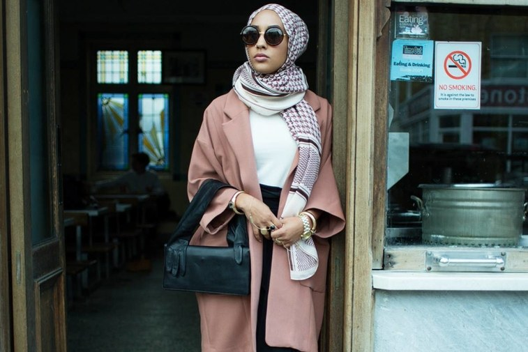 Mariah Idrissi became the first H&M model to wear a hijab last year in an effort to promote body poitivity