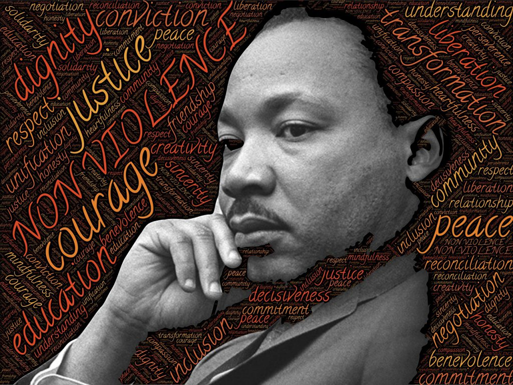 Martin Luther King spoke of hope perhaps better than anyone in history