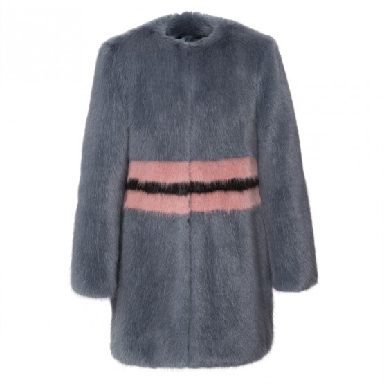 The Agnes Coat, Shrimp; €595 Shrimp https://goo.gl/Lmyg0Y