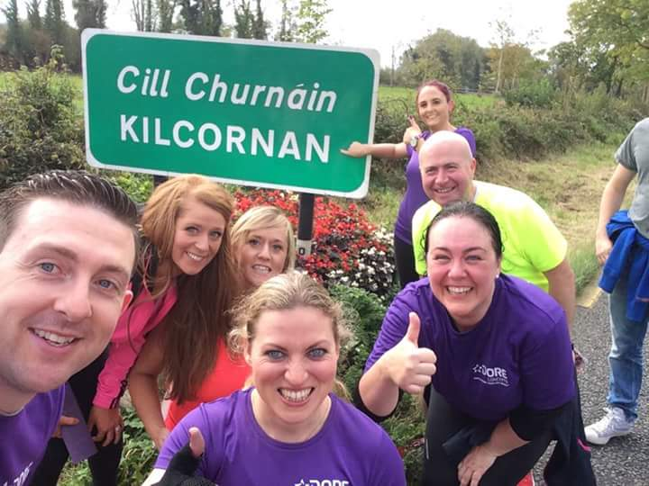 Team Nicola reach Kilcornan