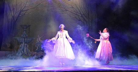 Cinderella, the Derry panto