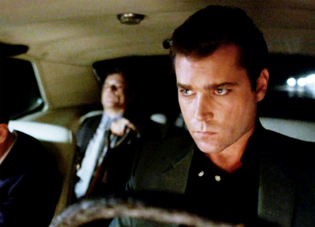 Ray Liotta as Henry in Goodfellas
