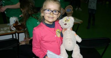Teddy Bear's Hospital at Trinity helping kids cope with fear