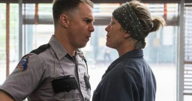 Timeless and universal: Three Billboards… is modern masterpiece of cinema.